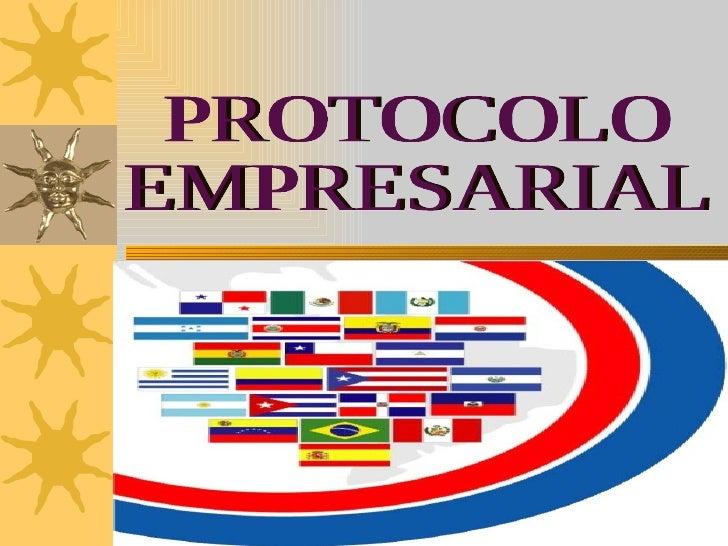 Imagen Y Protocolo Empresarial