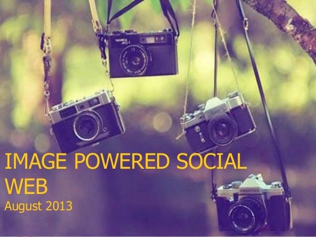 Image powered social web
