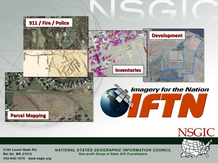 911 / Fire / Police Development Inventories Parcel Mapping