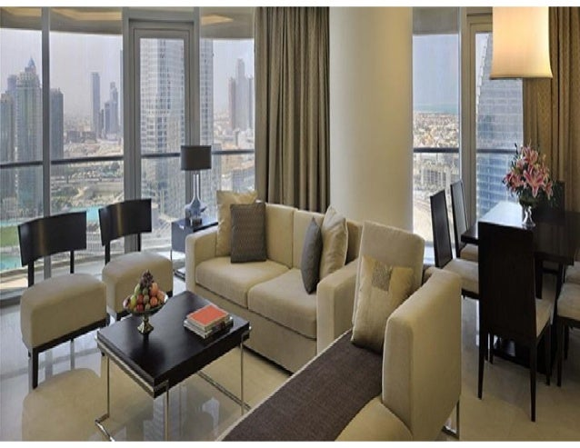 Emaar The Address Dubai Mall Serviced Residences, Downtown Dubai, UAE