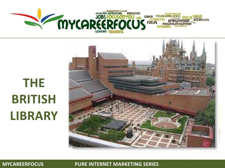 THE BRITISH LIBRARY<br />