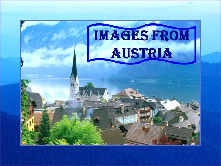 Images From Austria