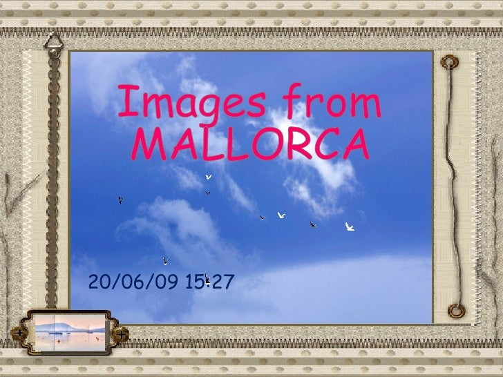 Images From Mallorca