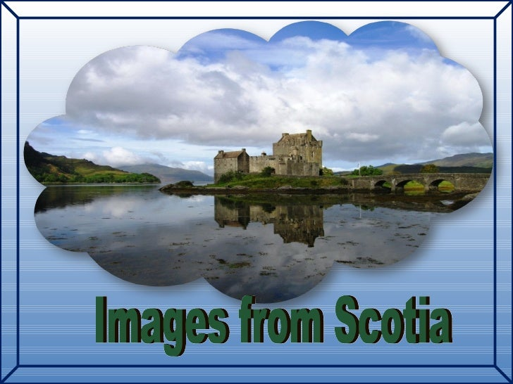 Images From Scotia