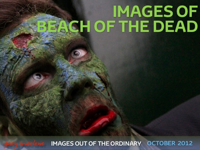 Images of Beach of the Dead 2012