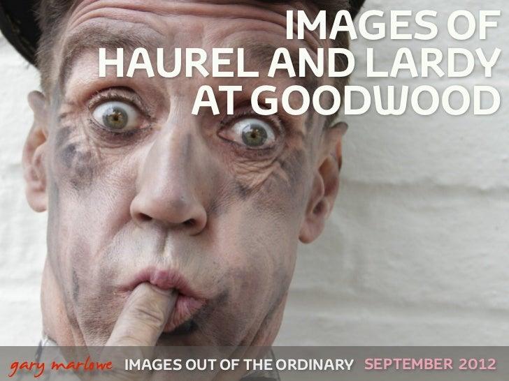 Images of Haurel & Lardy at Goodwood