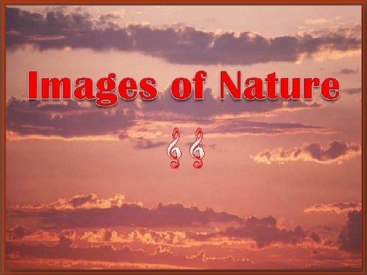Images Of Nature 02 (V M )