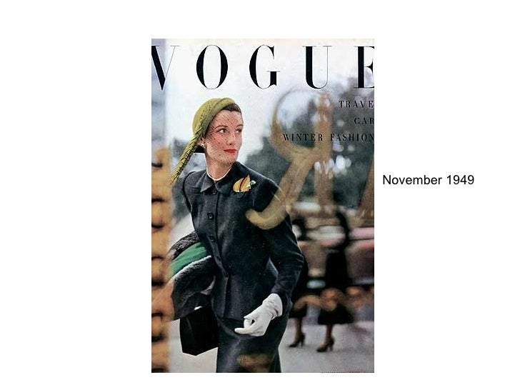 Images of Women on Vogue