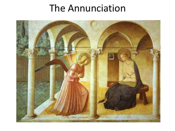 The Annunciation<br />