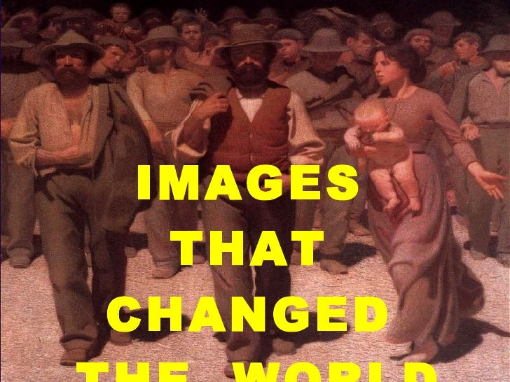 Images That Changed The World