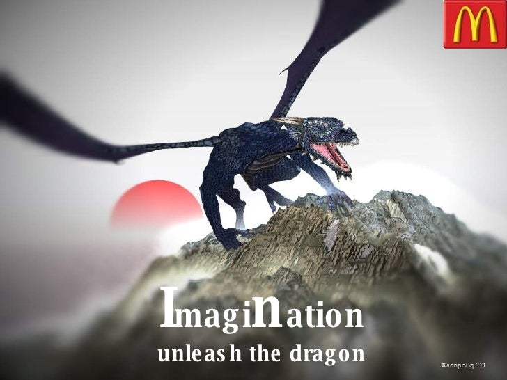 I magi n ation unleash the dragon