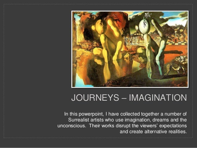 an analysis of imaginative journey in i have a dream Through years of analysis, we've discovered that every dream is about the   creative symbols in a dream reveal the creative use of your mind the day before   it was then, that my next phase of my journey began and i am happy to share  with.
