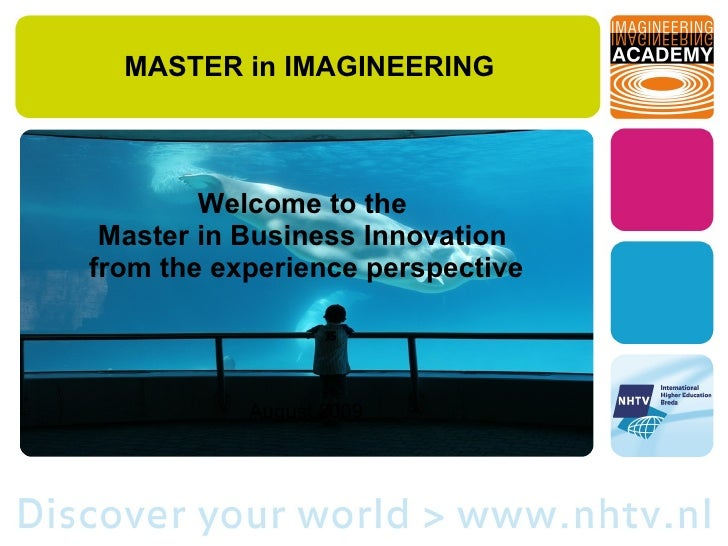 Imagineering Welcome 2009 2010