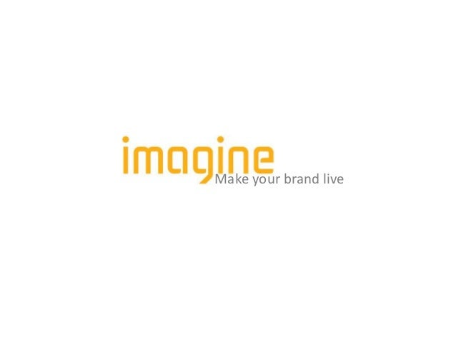 Imagine - This is what we do