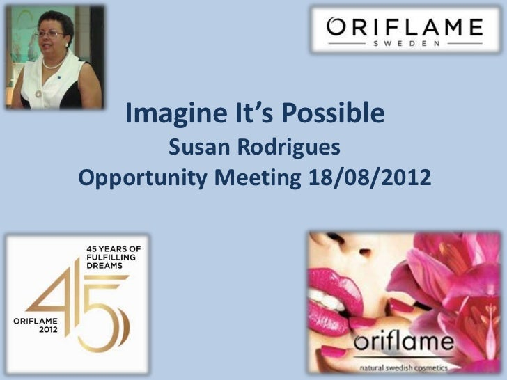 Imagine it's possible 18th august 2012