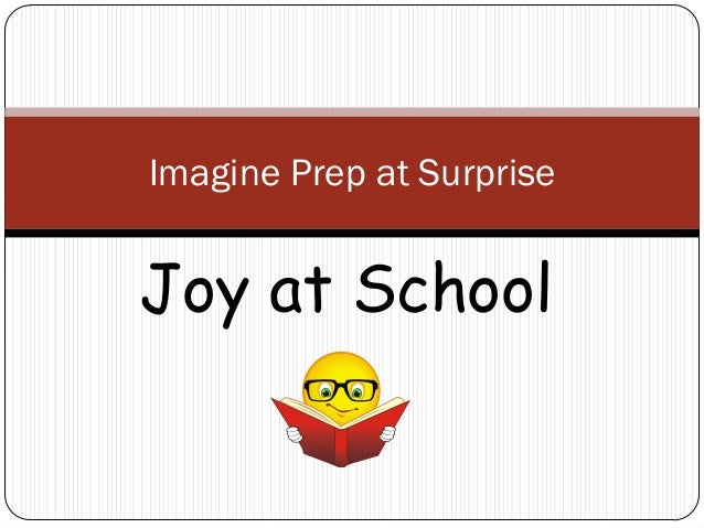 Imagine prep at_surprise_powerpoint[1]