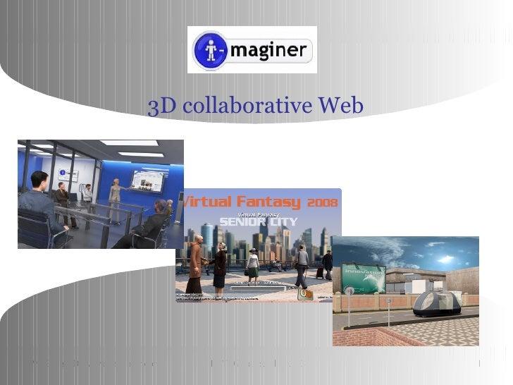 3D Collaborative Web