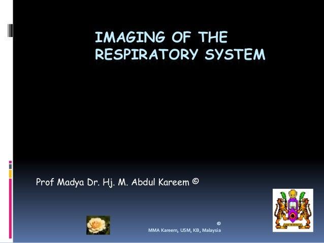 Imaging of the respiratory system -EduPublish-www.slidesharenet-mma kareem