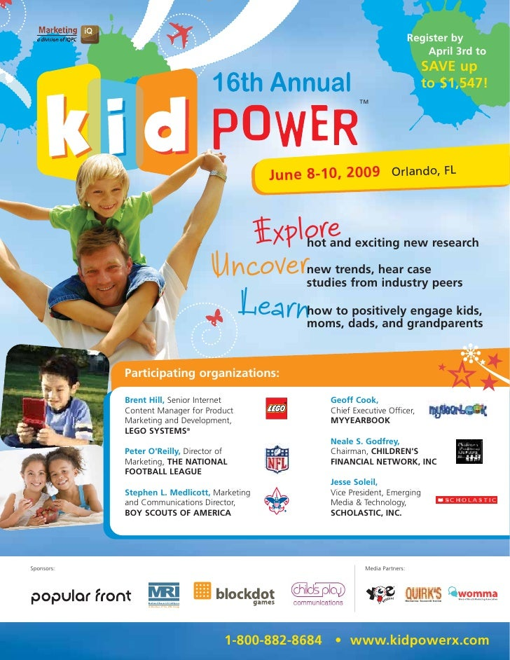 16th Annual Kid Power