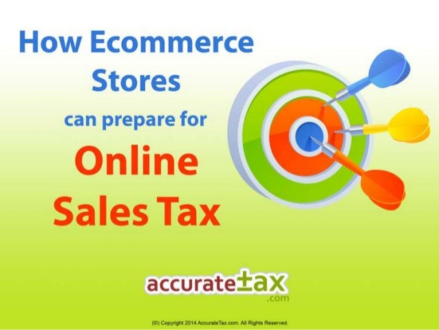 A Few Definitions • Sales Tax & Use Tax • Nexus • Sourcing Rules