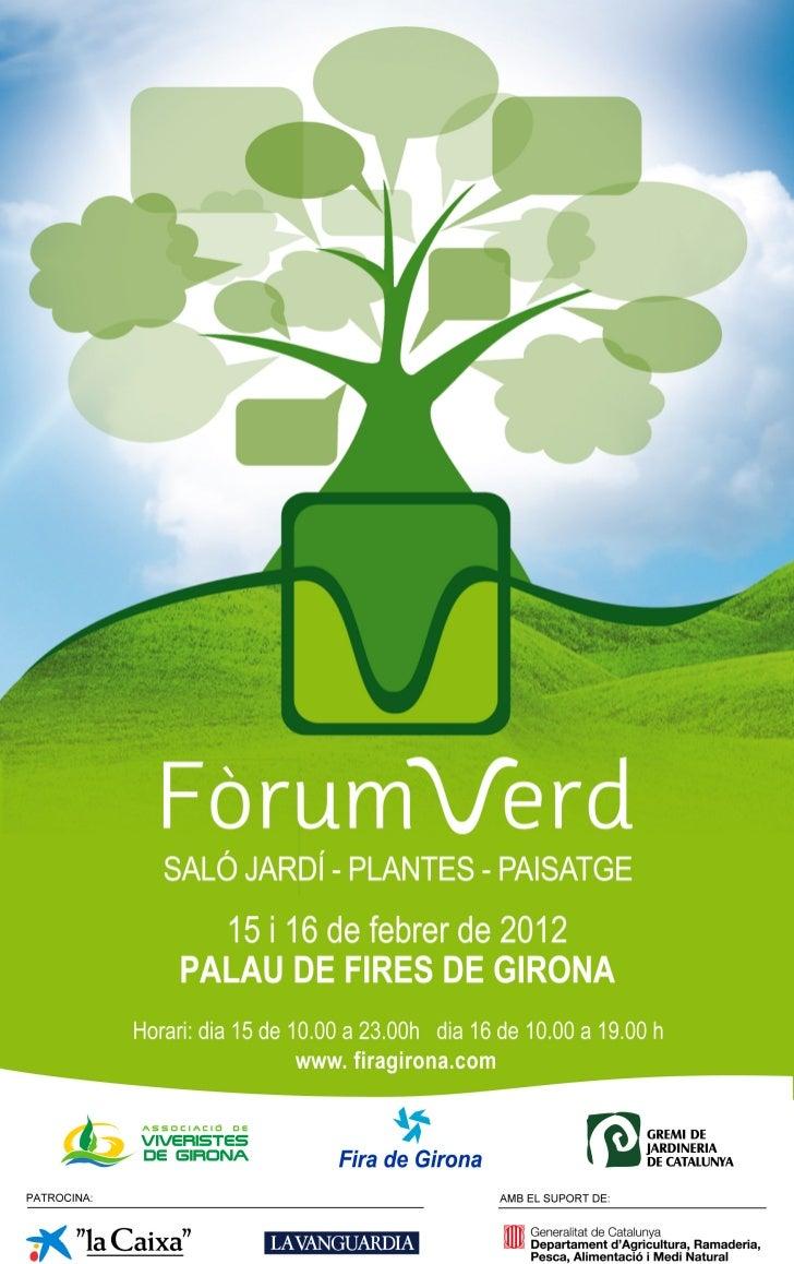 Fòrum Verd