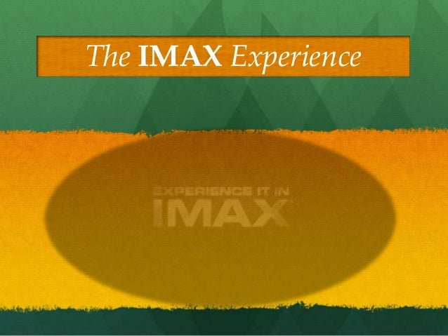 imax strategy Imax was involved in several aspects of the large-format film business: production, distribution, theatre operations, system development and leasing the case illustrates imax's use of its unique capabilities to pursue a focused differentiation strategy imax was initially focused on large format.
