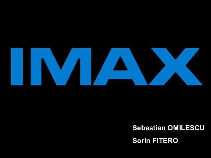 IMAX PRESENTATION