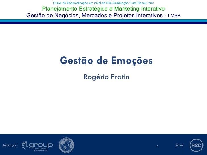 """Curso de Especialização em nível de Pós-Graduação """"Lato Sensu"""" em:                                                       G..."""