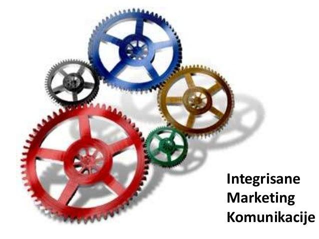 Integrisane Marketing Komunikacije