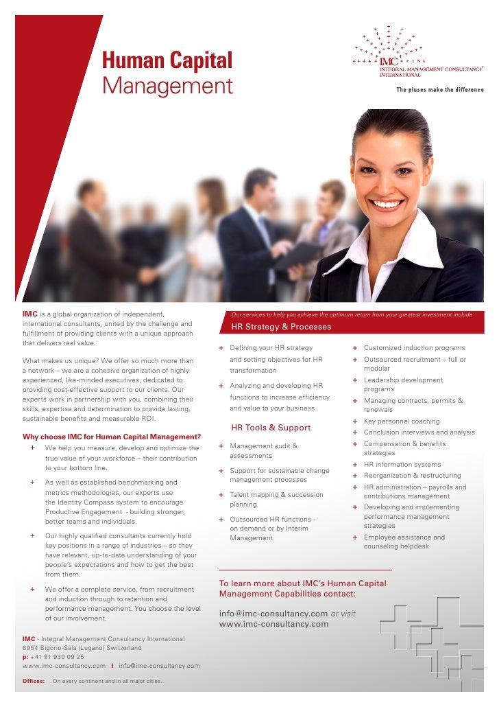 IMC Human.Capital Management