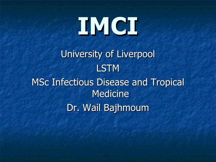 Imci DR wail Bajhmoum