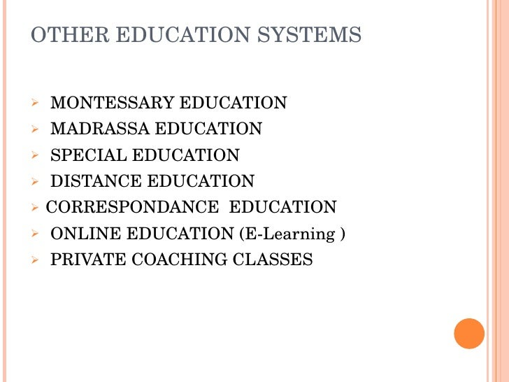 education system of india essay