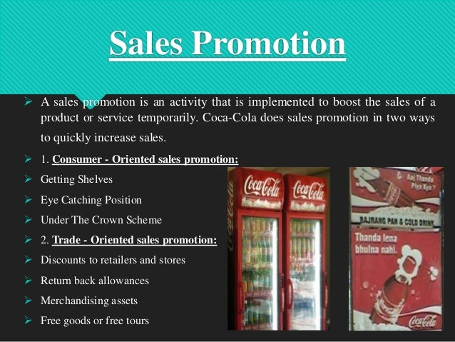 how to make sales promotion plan