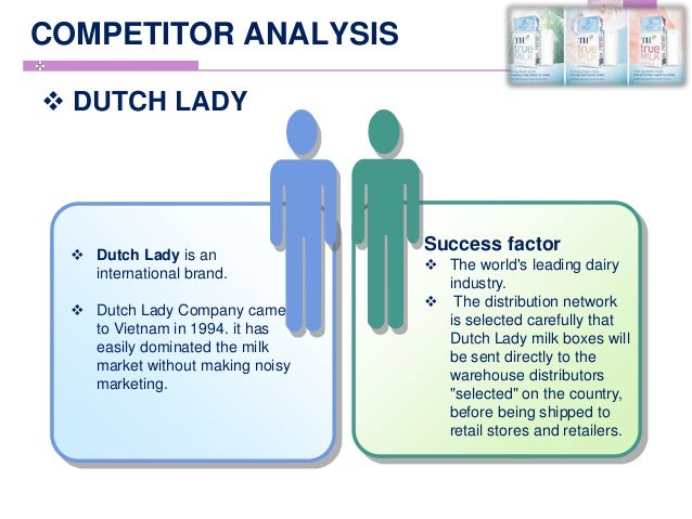 environmental factors of dutch lady