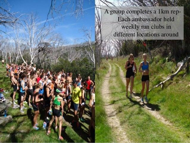 Run Club Sydney Held Weekly Run Clubs in