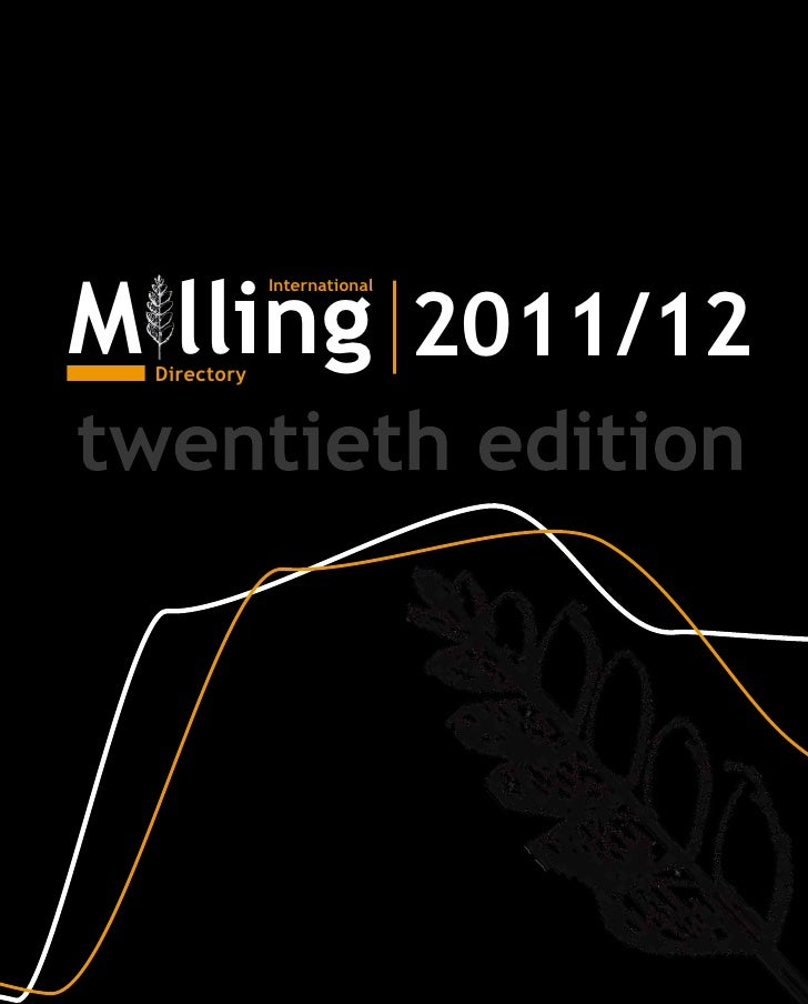 M lling 2011/12             International Directory