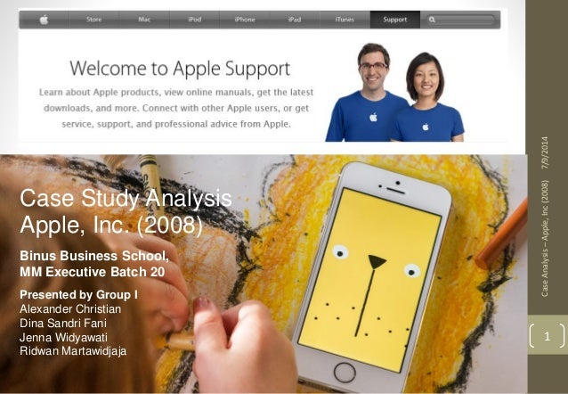 history and marketing strategy of apple inc Apple is building one of the most innovation, opportunity and execution jobs defined what success meant on apple's terms — and the strategy to.