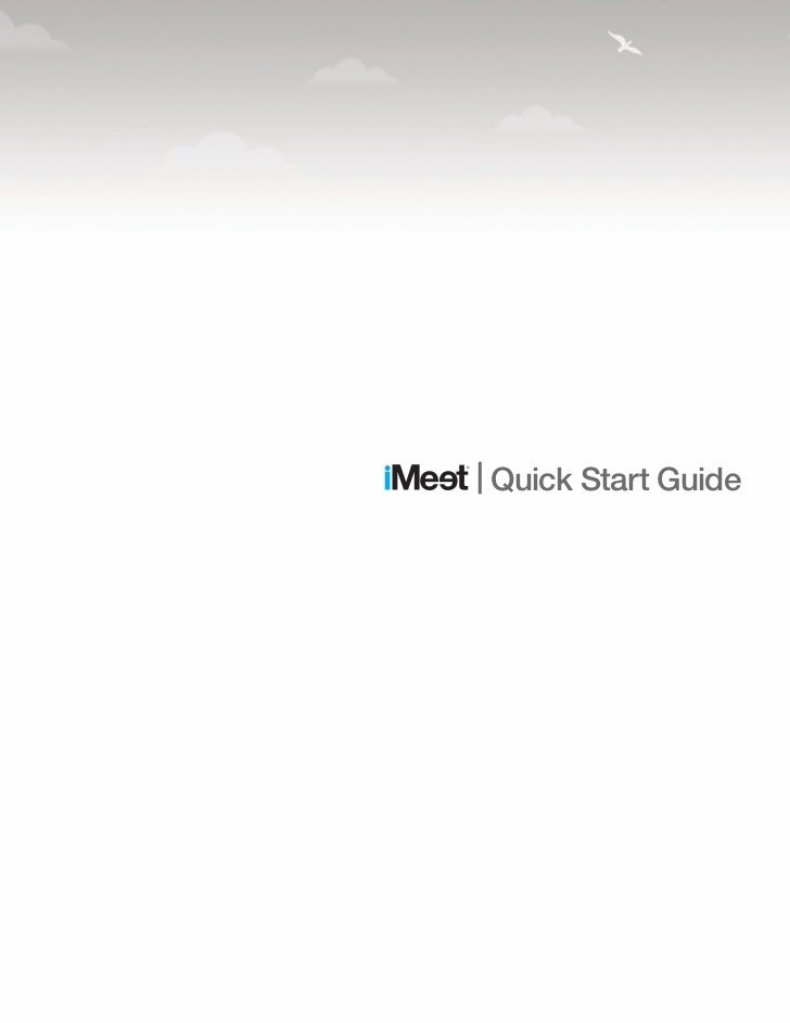 | Quick Start Guide