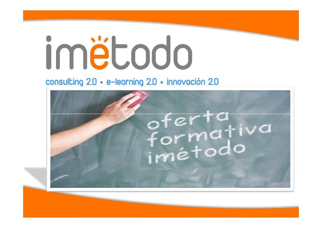 modelo formativo     Cursos                  Contenidos                                             Más de 200 orientados ...