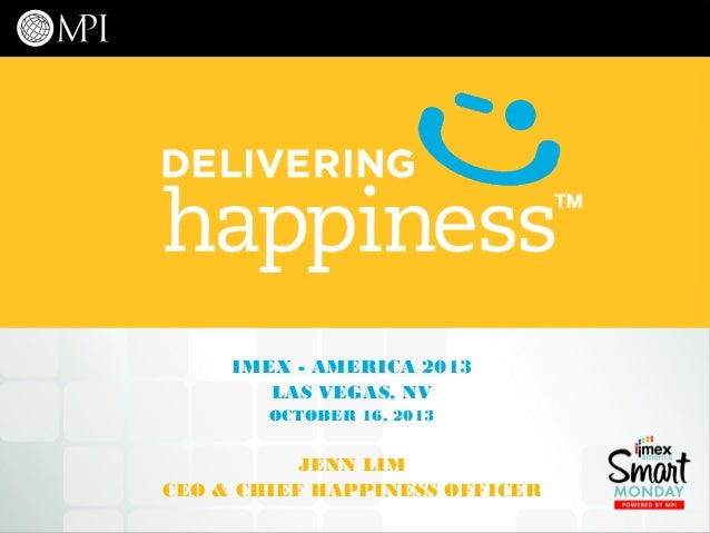 Imex jenn lim delivering happiness