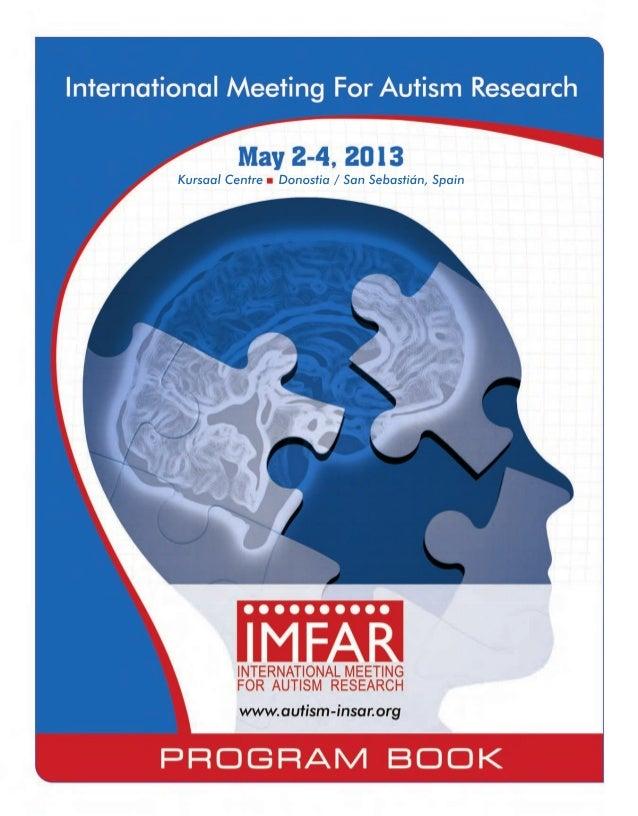 Imfar 2013 program (1) (1)