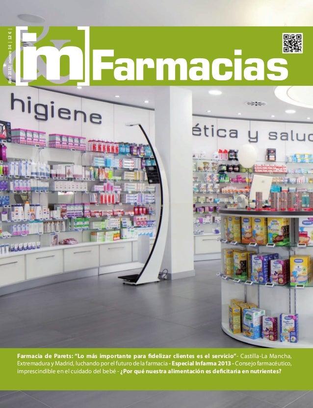 """Farmacia de Parets: """"Lo más importante para fidelizar clientes es el servicio""""- Castilla-La Mancha,Extremadura y Madrid, l..."""