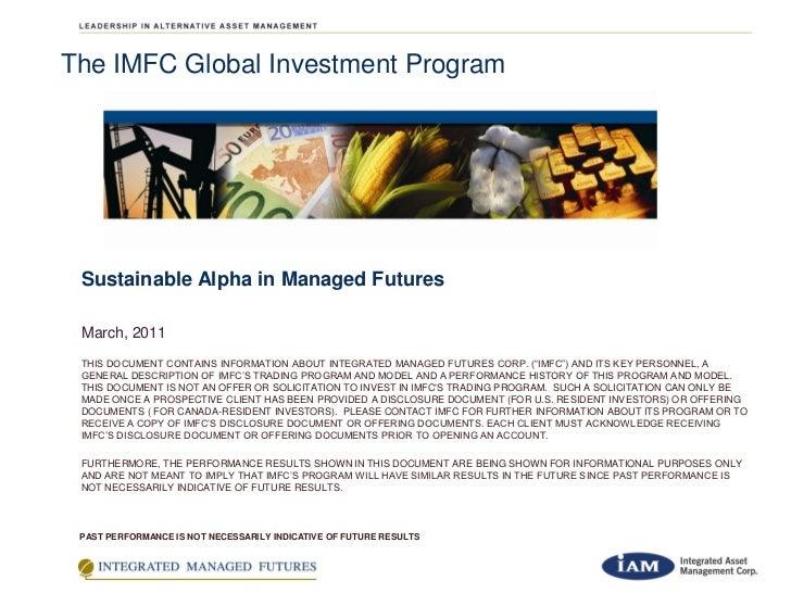 Imfc Alpha Pres Mar 2011