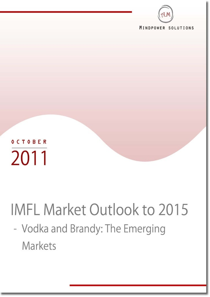 TABLE OF CONTENTS1.     Indian Made Foreign Liquor (IMFL) Industry Market Introduction2.     IMFL Government Licensing and...