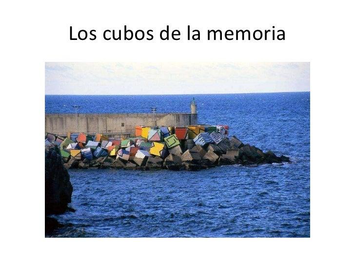 Los cubos de la memoria