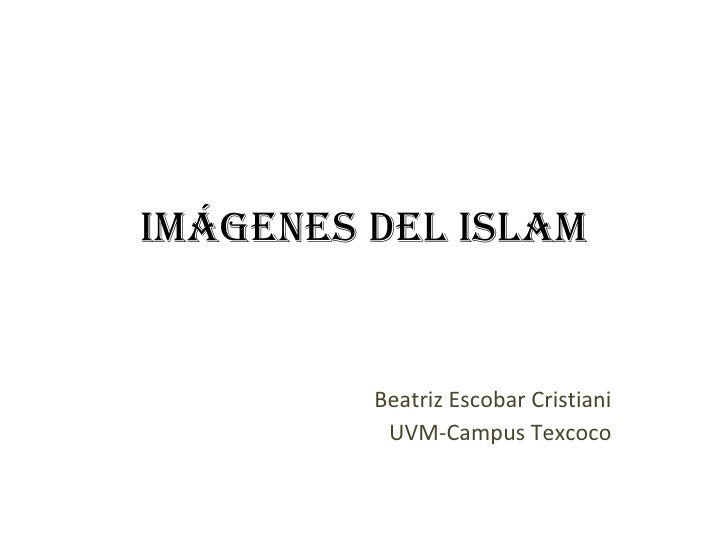 Imágenes del Islam