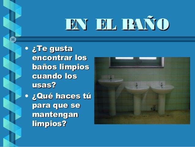 Imagenes De Baño Limpio:Mantener el baño limpio – Imagui