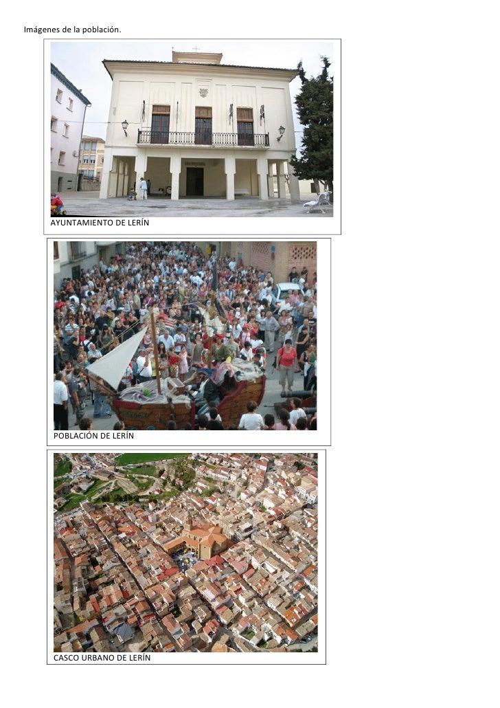 Imágnes de la población