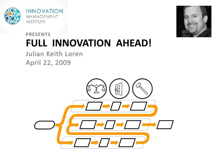 Full Innovation Ahead Webinar 20090422