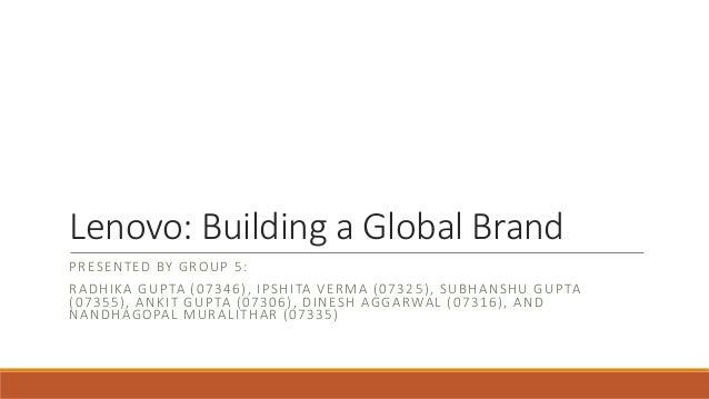 building global brand Contents i introduction 2 ii brand 1 definition of brand 3 2 what makes a brand great 4 3 brand as a business asset 6.